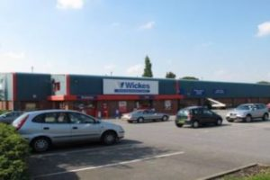 Wickes, Crewe